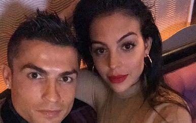 Cristiano Ronaldo i Georgina Rodriguez (Foto: Instagram)