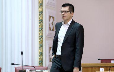 Branimir Bunjac (Foto: Patrik Macek/PIXSELL)