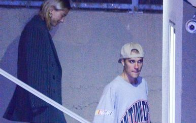 Justin Bieber i Hailey Baldwin (Foto: Getty Images)