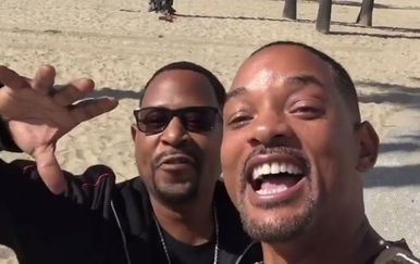 Will Smith i Martin Lawrence (Foto: Profimedia)