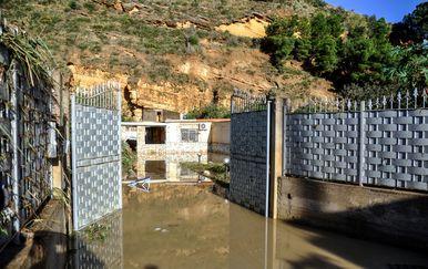 Poplava na Siciliji (Foto: AFP) - 1
