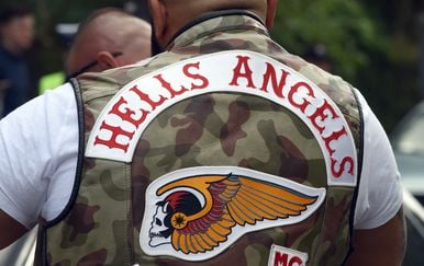 Hell Angels (Foto: AFP)