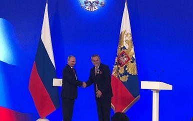 Vladimir Putin i Milan Bandić (Foto: PR) - 5