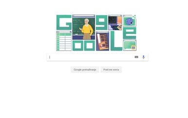 Google Doodle (Screenshot: Google)