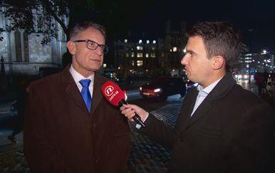 Ministar turizma Gari Cappelli i Šime Vičević (Foto: Dnevnik.hr)