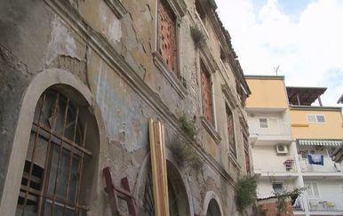 Zgrada Grada Pule koja je na korištenje dana Politehnici Pula (Foto: Dnevnik.hr) - 3