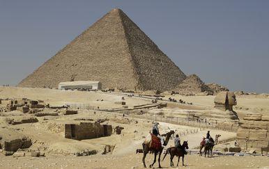 Egipatske piramide (Foto: AFP)