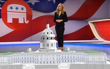 Katarina Alvir o američkim izborima (Foto: Dnevnik.hr)