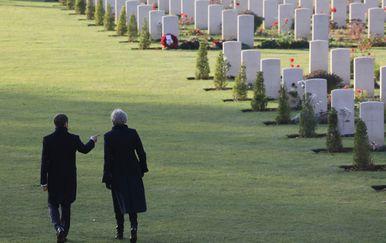 Obilježavanje završetka Prvog svjetskog rata (Foto: AFP) - 5