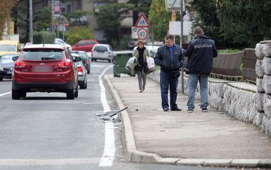 Policija u Rijeci (Arhiva: Goran Kovacic/PIXSELL )