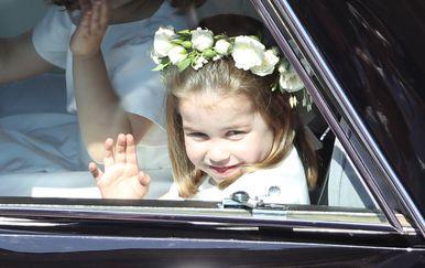 Princeza Charlotte (Foto: Getty Images)