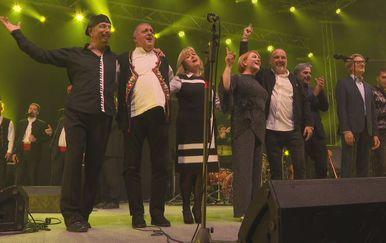 Koncert u čast Olivera Dragojevića (Foto: Dnevnik.hr) - 2