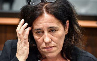 Rosa-Maria Da Cruz (Foto: AFP)