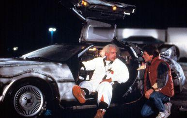 Michael J. Fox i Christopher Lloyd (Foto: Profimedia)