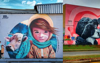Grafiti (Foto: brightside.me)