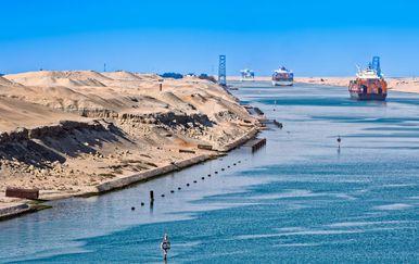 Sueski kanal - 6