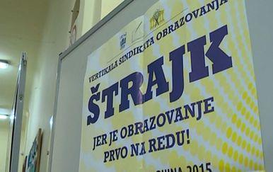 Učitelji odbili povećanje plaća od tri posto (Foto: Dnevnik.hr) - 5