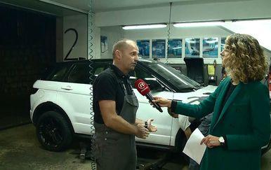 Vulkanizer Marin Perković o obveznoj zimskoj opremi na vozilima (Foto: Dnevnik.hr) - 3