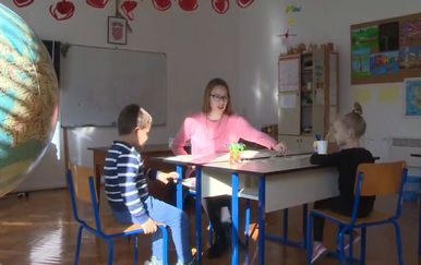 Predškola prvi put na Olibu (Foto: Dnevnik.hr) - 2