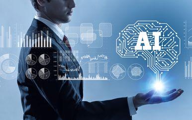 Umjetna inteligencija (Foto: AFP)