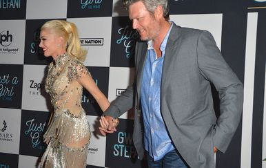 Gwen Stefani i Blake Shelton (Foto: Profimedia)