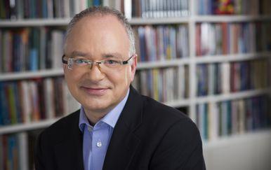Profesor Dejan Verčič (Foto: Iz osobne arhive)