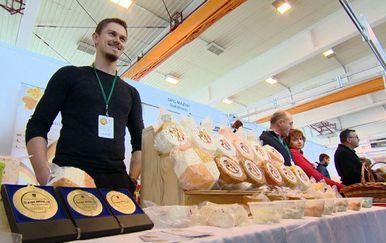 Sajam sira i domaćih proizvoda (Foto: Dnevnik.hr) - 2