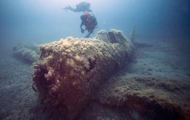 Plovilo po morem (Foto/Arhiva: AFP)
