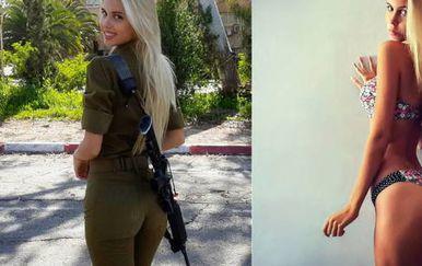 Izraelske vojnikinje (Foto: izismile.com) - 16