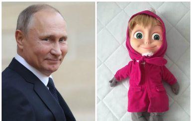 Britanci u Maši i medvjedu vide rusku propagandu (Foto: AFP)