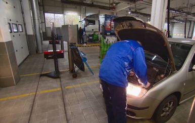 Stanica za tehnički pregled automobila (Foto: Dnevnik.hr) - 2
