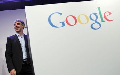 Larry Page (Foto: AFP)