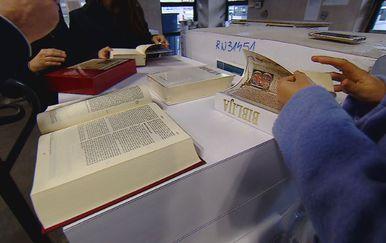 Biblija (Foto: Dnevnik.hr)