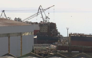 Brodogradilište Uljanik (Foto: Dnevnik.hr) - 2