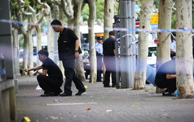 Policija, ilustracija (Foto: AFP)
