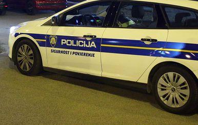 Policija/Ilustracija (Foto: Goran Stanzl)