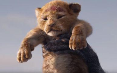 Kralj lavova (Foto: Screenshot)