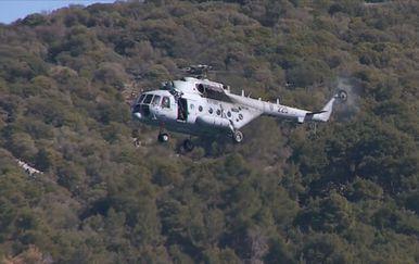 Specijalci iz helikoptera (Foto: Dnevnik.hr) - 2