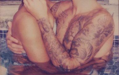 Justin Bieber i Hailey Baldwin (Foto: Instagram)