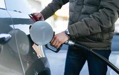 Točenje goriva (Foto: Getty Images)