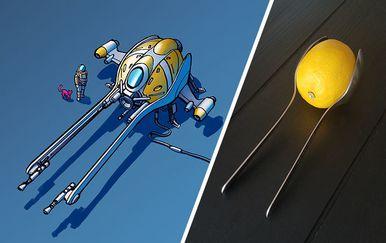 Svemirski brodovi (Foto: Instagram/spacegooose) - 9
