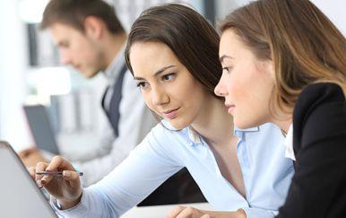 Poslovne žene/Ilustracija (Foto: Thinkstock)