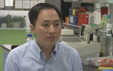 He Jiankui, Kinesko južno sveučilište znanosti i tehnologije