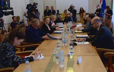 Saborski odbor za vanjsku politiku (Foto: Dnevnik.hr)