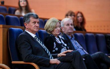 Ministar zdravstva Milan Kujundžić (Foto: Slavko Midzor/PIXSELL)
