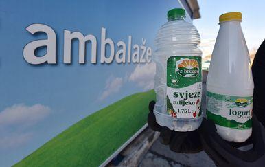 Vraća se povrat od 50 lipa za ambalažu mliječnih proizvoda (Foto: Hrvoje Jelavic/PIXSELL)