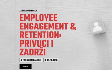 Konferencija nudi odgovore na najveći izazov tvrtkama: Kako privući i zadržati zaposlenike (Screenshot: Lider)