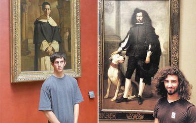 Dvojnici u muzejima (Foto: sadanduseless.com) - 16