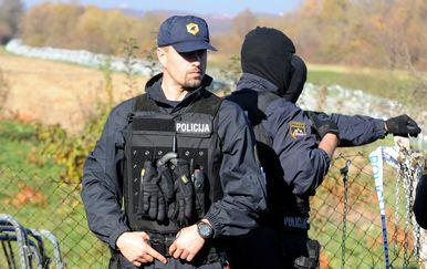 Policija u Sloveniji, ilustracija (Foto: AFP)