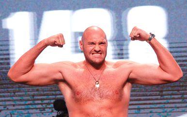 Tyson Fury (Foto: © JPA/Press Association/PIXSELL)